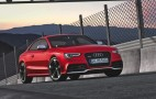 Man Steals Audi RS 5 Coupe After Test Drive: Video