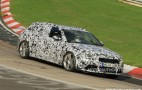 2013 Audi RS4 Avant Spy Shots