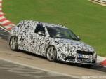 2013 Audi RS4 Avant spy shots