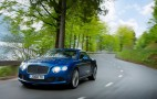 2013 Bentley Continental GT Speed Makes North American Debut At Pebble Beach