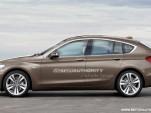 2013 BMW 1-Series GT rendering