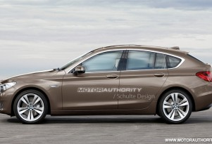 2013 BMW 1-Series GT rendering