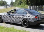 2013 BMW 3-Series Long Wheelbase