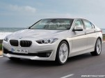 2013 BMW 3-Series rendereing