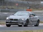 2013 BMW M6 Gran Coupe spy shots