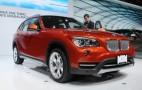 2013 BMW X1 Live Photos: 2012 New York Auto Show