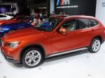 2013 BMW X1, 2012 New York Auto Show