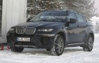 2013 BMW X6 Facelift Spy Shots
