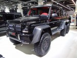 2013 Brabus B63S based on the Mercedes-Benz G63 AMG 6x6, 2013 Frankfurt Auto Show