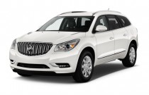 2013 Buick Enclave FWD 4-door Convenience Angular Front Exterior View