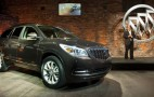 2013 Buick Enclave: New York Auto Show Preview Live Photos