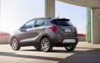 Chevy To Get Compact Crossover Version Of Buick Encore?