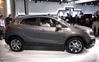 2013 Buick Encore: Video Walkaround At Detroit Auto Show