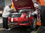 2013 Cadillac ATS sedan begins production at the Lansing Grand River assembly plant