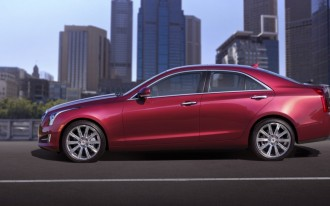 2013 Cadillac ATS Preview: 2012 Detroit Auto Show
