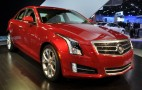 2013 Cadillac ATS: 0-60 MPH In 5.4 Seconds