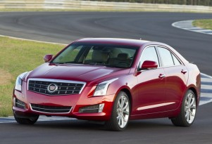 2013 Cadillac ATS: Smallest Caddy V-6 Gas Mileage Rated At 28 MPG