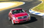 2013 Cadillac ATS Gets Five Stars For Safety From NHTSA
