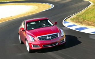2013 Cadillac ATS Video Road Test