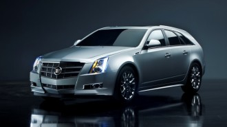 2013 Cadillac CTS Sport Wagon