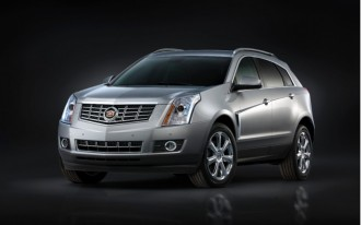 2013 Cadillac SRX Recalled Due To Loose Wheel Nuts