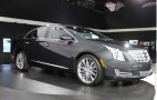 Cadillac XTS Getting 'Sensor Fusion' Driver Assistance Package: Video