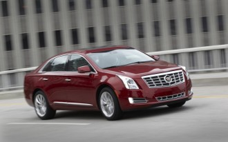 2013 Cadillac XTS Recalled For Headrest Failure