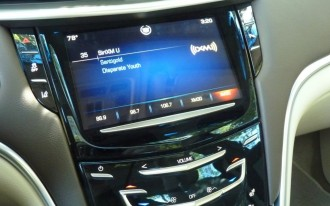 2013 Cadillac XTS: Is CUE The Best Touch-Screen Interface Yet?