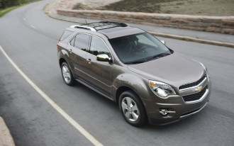 2013 Chevrolet Equinox and GMC Terrain recalled for windshield wiper woes