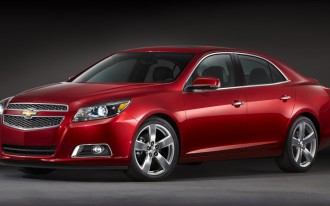 2013 Chevrolet Malibu Turbo: Quicker Than The V-6 It Replaces