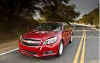 2013 Chevrolet Malibu Priced At $23,150 (Sans Eco)
