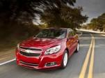 2013 Chevrolet Malibu Priced At $23,150 (Sans Eco)