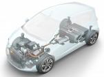 2013 Chevrolet Spark EV cutaway