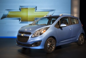 GM Officially Confirms 2013 Chevy Spark Minicar, Spark EV Electric Version
