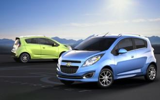 2013 Chevy Spark EV, New Trailblazer, Cadillac CUE: Car News Headlines