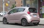 Chevrolet Spark EV Electric Car For Korea As Well As U.S.