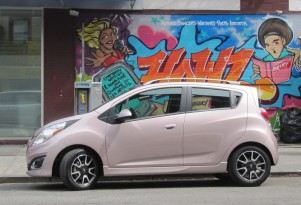 2013 Chevrolet Spark: First Drive