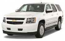 2013 Chevrolet Tahoe Hybrid 2WD 4-door Angular Front Exterior View