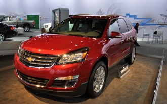2013 Chevrolet Traverse: Walkthrough Video