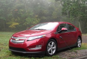 GM recalls 2013 Chevrolet Volts for battery software (Updated)