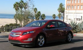 2013 Chevrolet Volt in Venice, California [photo: Chris Williams]