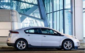 2012-2013 Chevy Volt Gets Free Fix For Battery Cooling