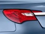 2013 Chrysler 200 2-door Convertible Touring Tail Light