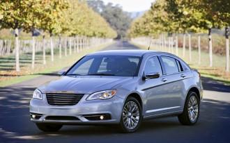 Chrysler Recalls 442,481 Vehicles To Fix Active Head Restraints
