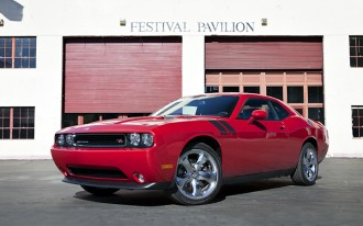 2013 Dodge Challenger Recalled For Fire Risk