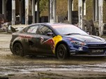 2013 Dodge Dart Global RallyCross car