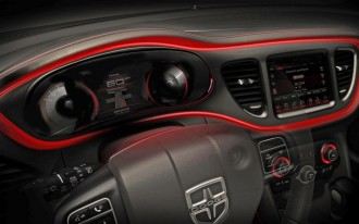 2013 Dodge Dart: More Details, First Look Inside All-New Compact Sedan