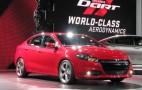 2013 Dodge Dart: 2012 Detroit Auto Show Live Photos