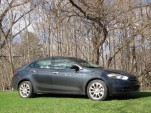 2013 Dodge Dart Limited, road test, Catskill Mountains, NY, April 2013