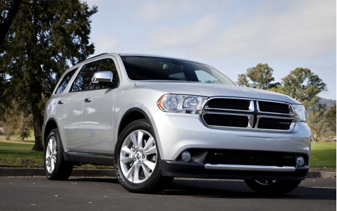 2016 Ford Explorer Towing Capacity >> 2013 Dodge Durango vs Chevrolet Traverse, Dodge Grand ...